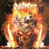 Destruction - The Antichrist - CD-Cover