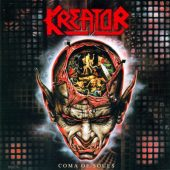 Kreator - Coma Of Souls - CD-Cover