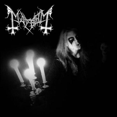 Mayhem - Live In Leipzig - Cover