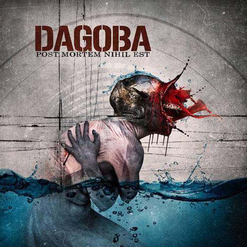 Dagoba - Post Mortem Nihil Est - Cover