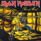 Iron Maiden - Piece Of Mind - CD-Cover
