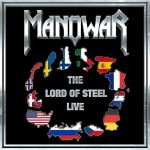 Cover - Manowar – The Lord Of Steel Live