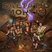Saltatio Mortis - Das schwarze IXI - CD-Cover