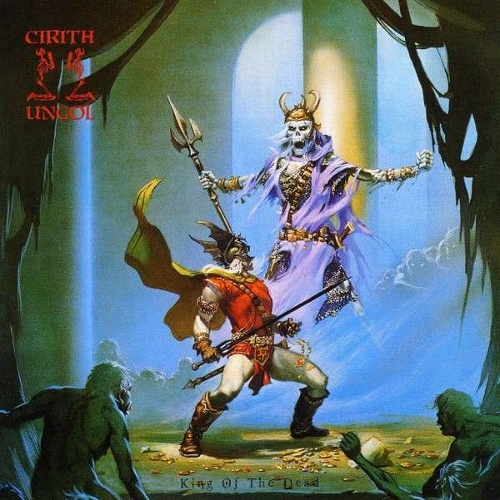 Cirith Ungol - King Of The Dead - Cover