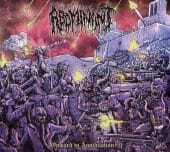Abominant - Onward To Annihilation - CD-Cover