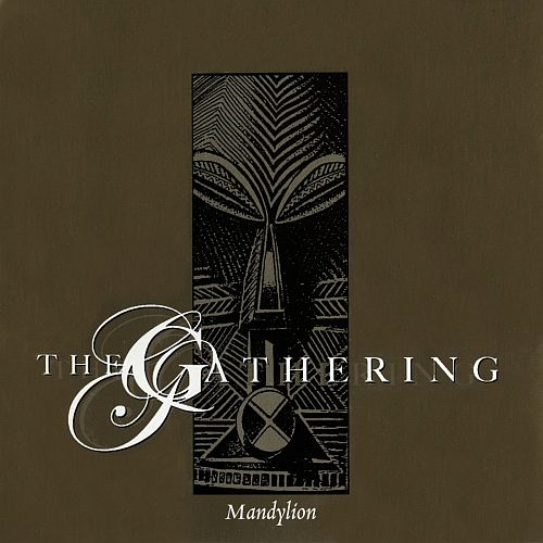 The Gathering - Mandylion - Cover