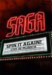 Cover - Saga – Spin It Again (Live In Munich)