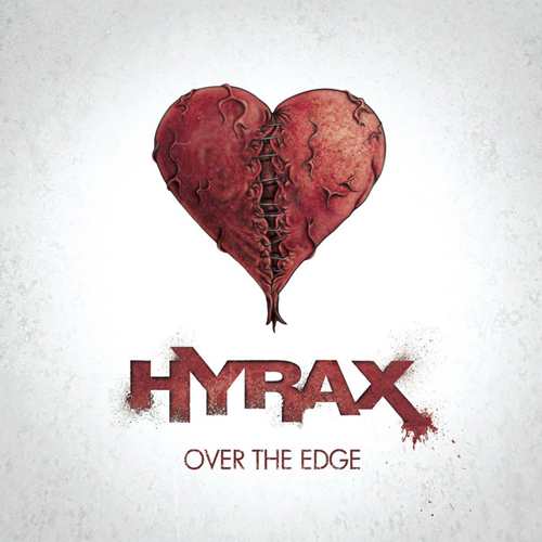 Hyrax - Over The Edge - Cover