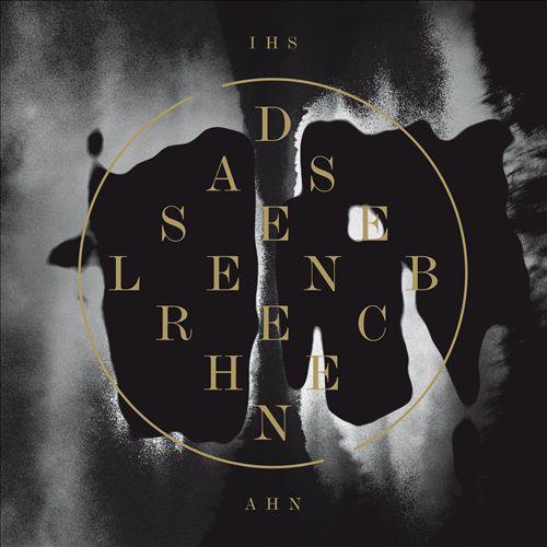 Ihsahn - Das Seelenbrechen - Cover