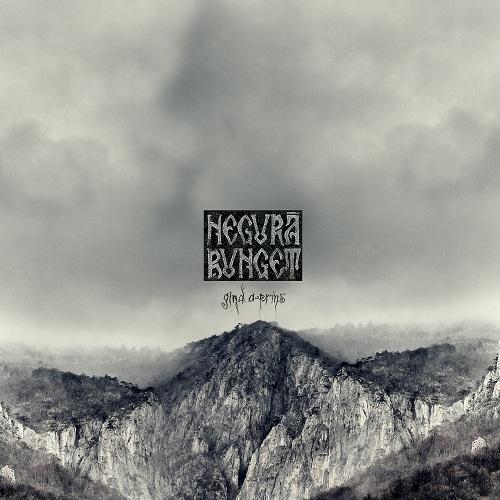 Negura Bunget - Gînd A-Prins (Single) - Cover