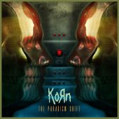 Korn - The Paradigm Shift - CD-Cover