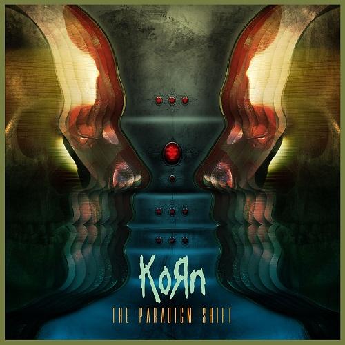 Korn - The Paradigm Shift - Cover