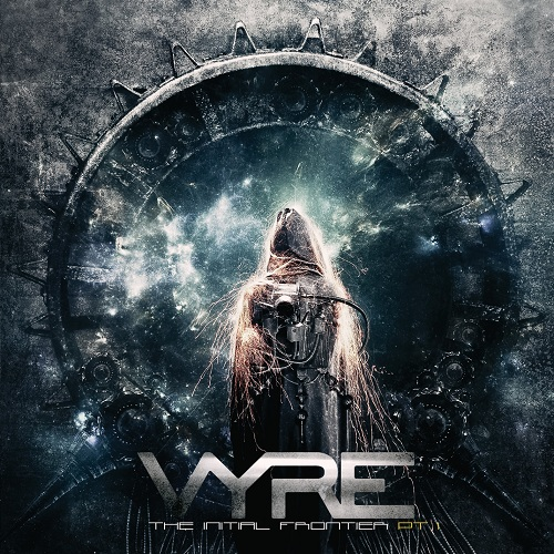 Vyre - The Initial Frontier Pt. 1 - Cover