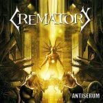 Cover - Crematory – Antiserum