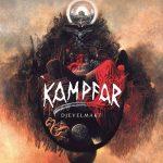 Cover - Kampfar – Djevelmakt