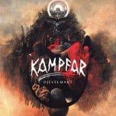 Kampfar - Djevelmakt  - CD-Cover