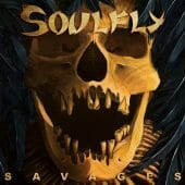 Soulfly - Savages - CD-Cover