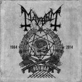 """Mayhem - Psywar (7"""" Vinyl-Single)  - CD-Cover"""