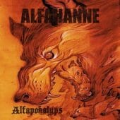 Alfahanne - Alfapokalyps - CD-Cover