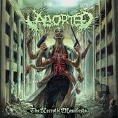 Aborted - The Necrotic Manifesto - CD-Cover