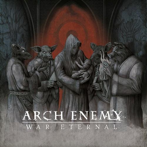 Arch Enemy - War Eternal (-) - Cover
