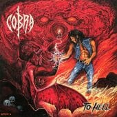 Cobra - To Hell - CD-Cover
