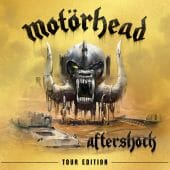 Motörhead - Aftershock (Tour Edition) - CD-Cover
