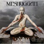 Cover - Meshuggah – obZen