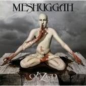 Meshuggah - ObZen - CD-Cover