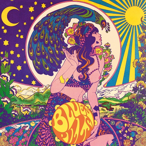 Blues Pills - Blues Pills - Cover