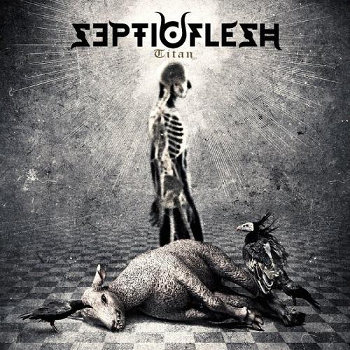 Septicflesh - Titan - Cover