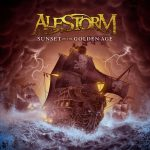 Cover - Alestorm – Sunset On The Golden Age