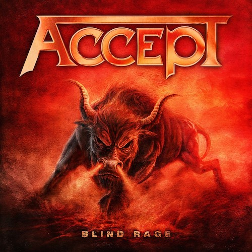 Accept - Blind Rage - Cover