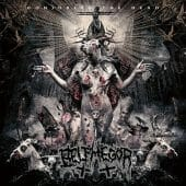 Belphegor - Conjuring The Dead - CD-Cover