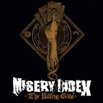 Cover - Misery Index – The Killing Gods