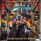 Sodom - Masquerade In Blood - CD-Cover