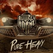 Audrey Horne - Pure Heavy - CD-Cover