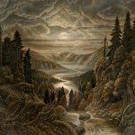 Cover - Blut Aus Nord – Memoria Vetusta III: Saturnian Poetry