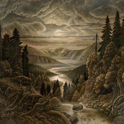 Blut Aus Nord - Memoria Vetusta III: Saturnian Poetry - Cover
