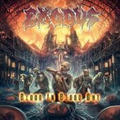 Exodus - Blood In, Blood Out - CD-Cover