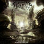 Beyond Creation - Earthborn Evolution - CD-Cover