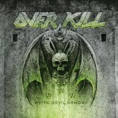 Overkill - White Devil Armory - CD-Cover