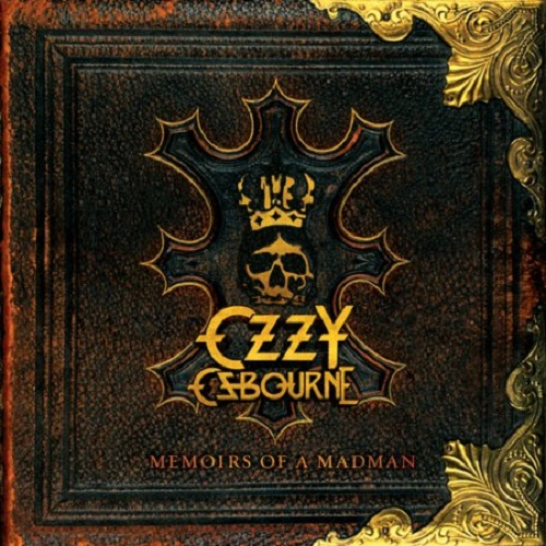 Ozzy Osbourne - Memoirs Of A Madman - Cover