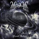 Cover - Mysticum – Planet Satan