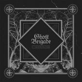 Ghost Brigade - IV - One With The Storm - CD-Cover