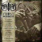 Marduk - Frontschwein - CD-Cover