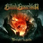 Blind Guardian - Twilight Of The Gods - CD-Cover