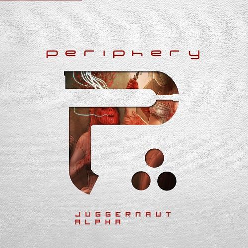 Periphery - Juggernaut: Alpha & Omega - Cover