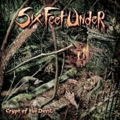 Six Feet Under - Crypt Of The Devil - CD-Cover