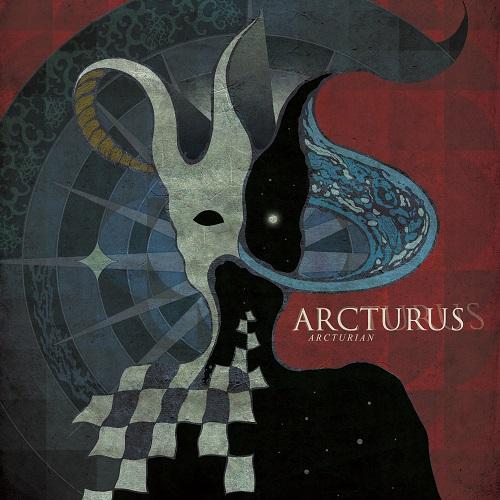 Arcturus - Arcturian - Cover